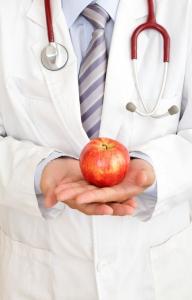 Arztkittel_Apfel