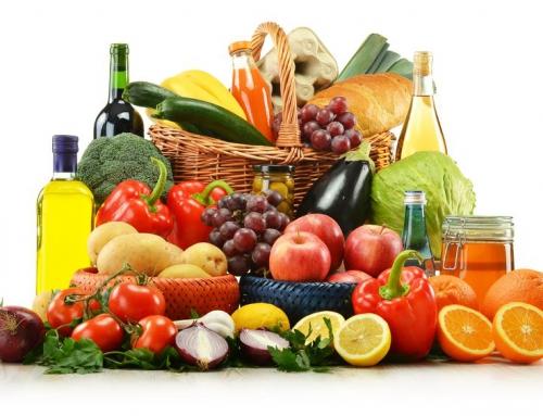 Ernährungs-Pyramide von Dr. Feil